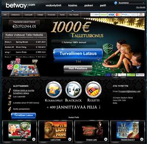 Betway screenshot